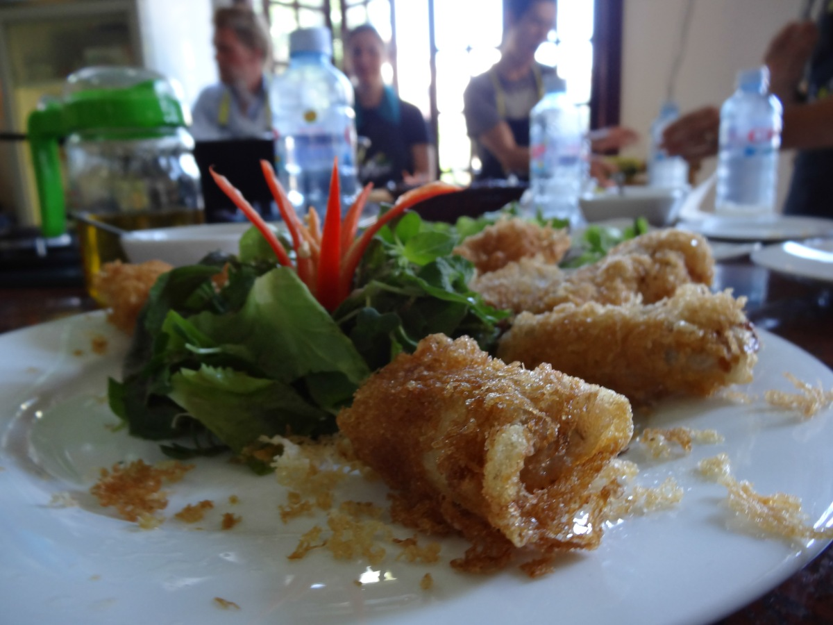 Review: Green Bamboo Cooking School