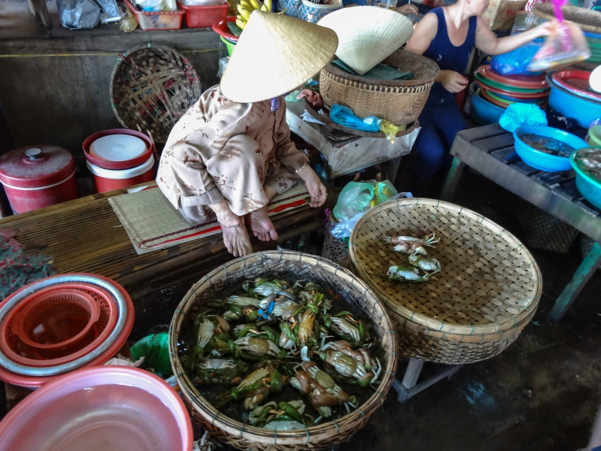 Photo of the week: Market in Hoi An, Vietnam