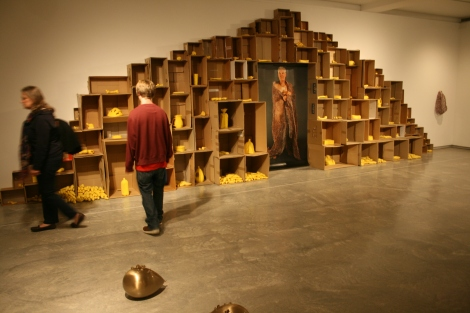 Exhibition at the MCA