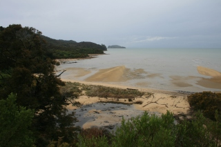 View from Sandy Bay
