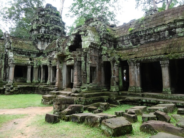 Photo of the week: Angkor Archaeological Park.
