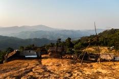 Photo of the week: village in Phongsaly, Laos.