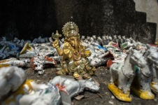 Photo of the week: A Hindu shrine in Chang Mai, Thailand