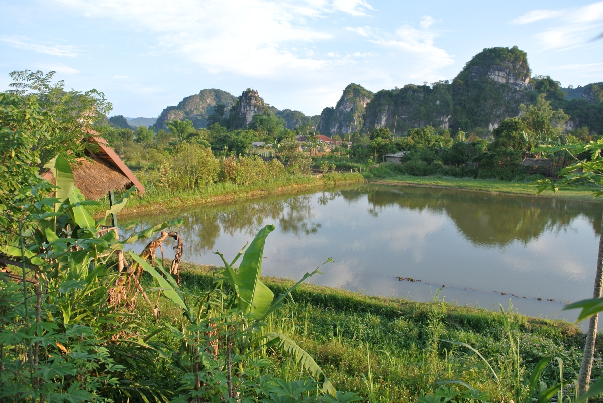Vieng Xai: Laos' secret cave city