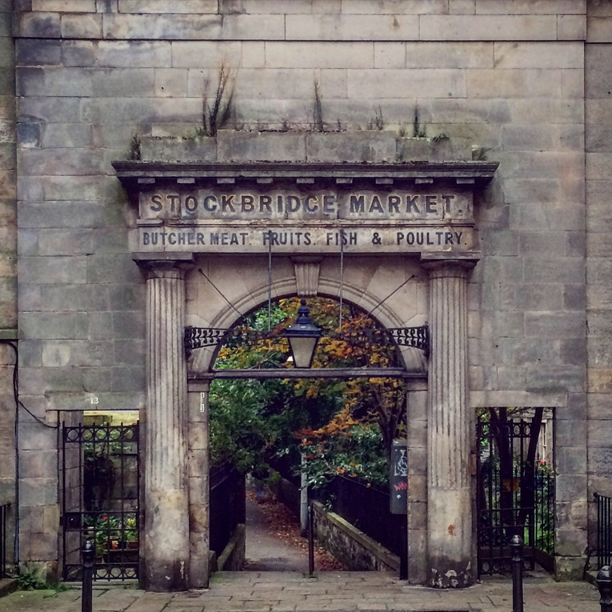 Alternative Edinburgh: a day in Stockbridge