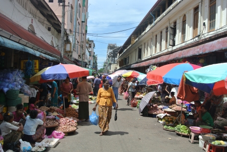 Photo of the week: Yangon, Myanmar