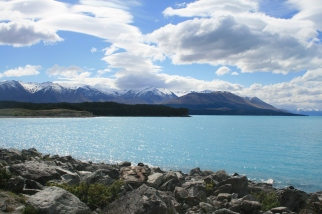 Photo of the week: Mount Cook, New Zealand