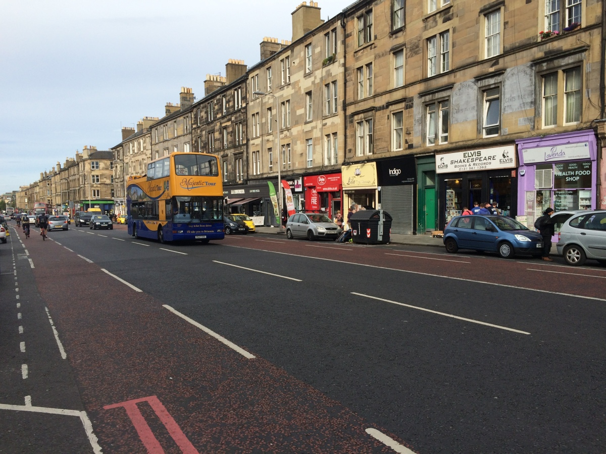 Alternative Edinburgh: A day in Leith