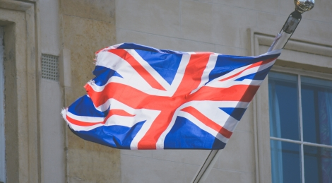 British flag Credit: Chris Lawton https://unsplash.com/photos/QPOaQ2Kp80c