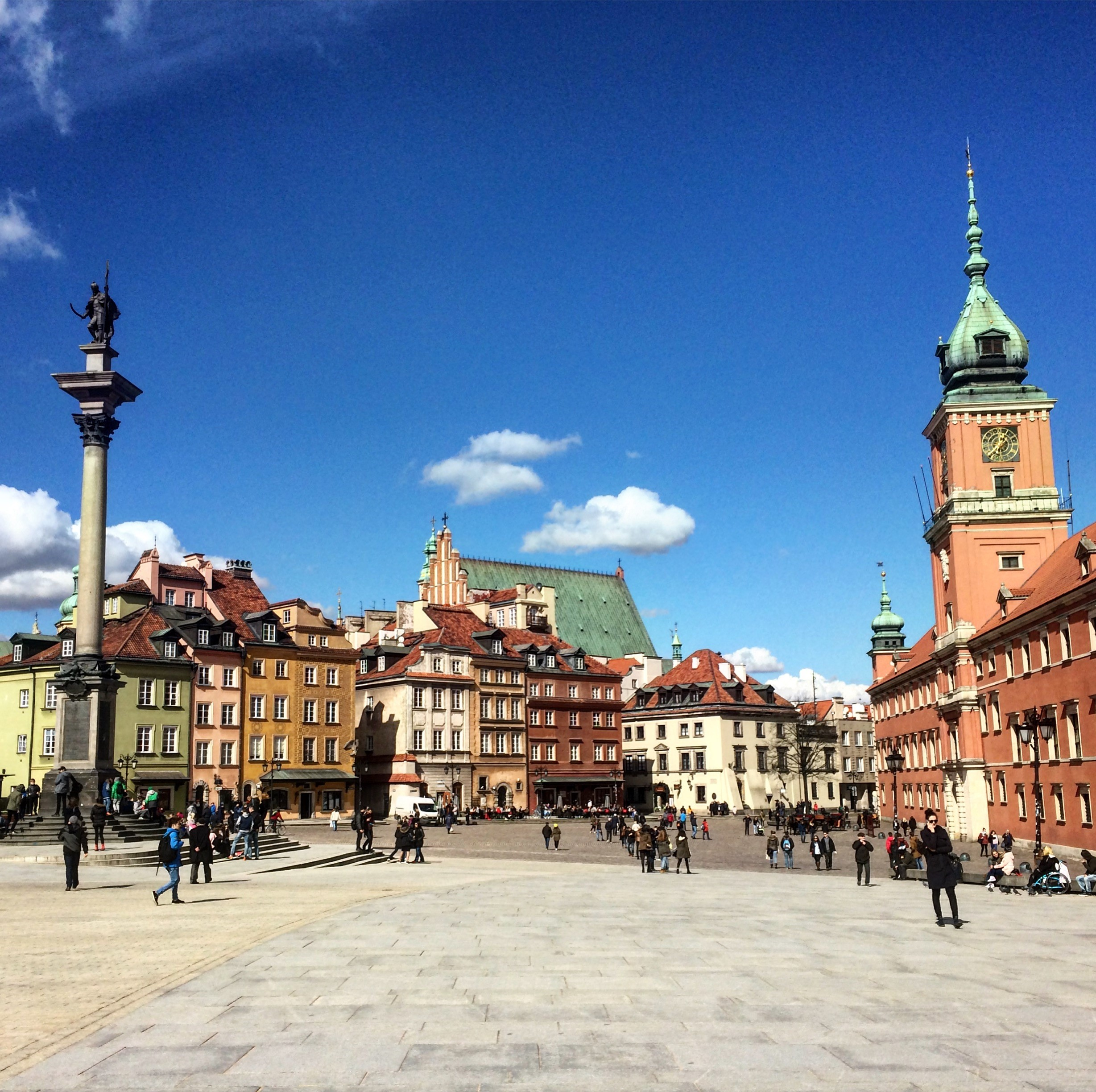 11 reasons why Warsaw is cooler than Berlin