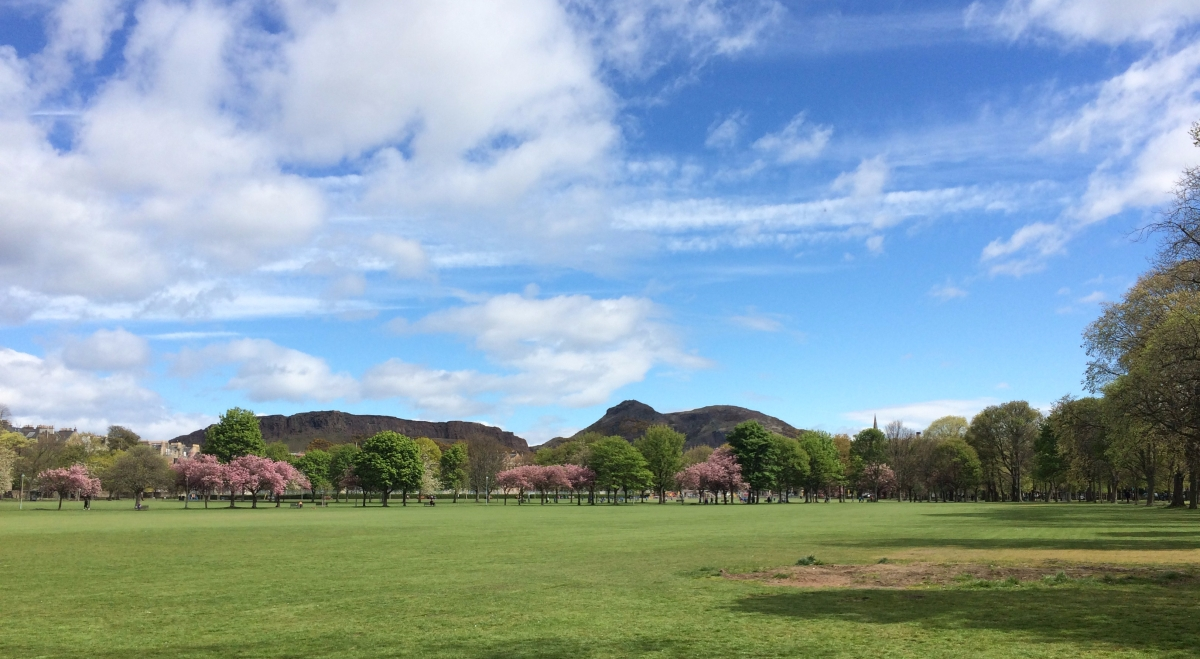 9 best places to enjoy the sunshine in Edinburgh (while it lasts!)