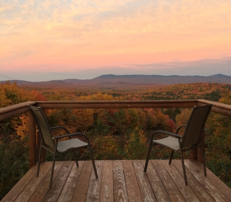 Vermont sunrise